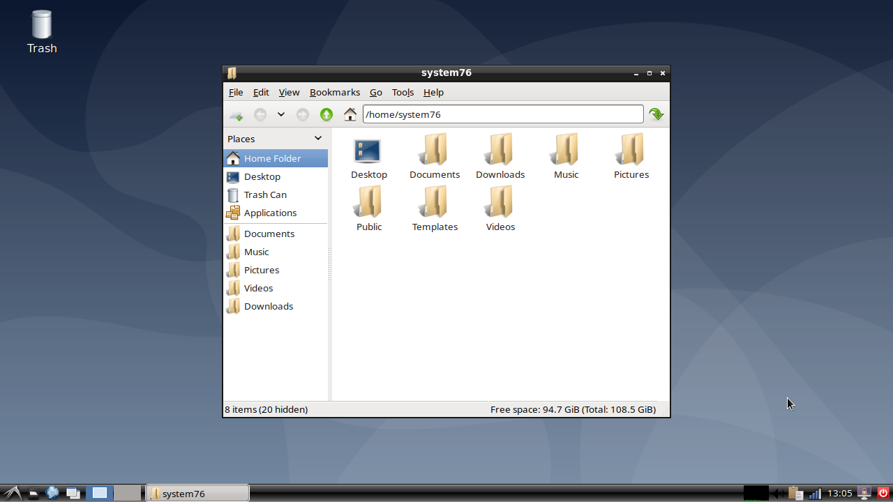 Change the Desktop Environment - System76 Support