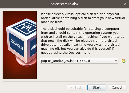 Select Disk File