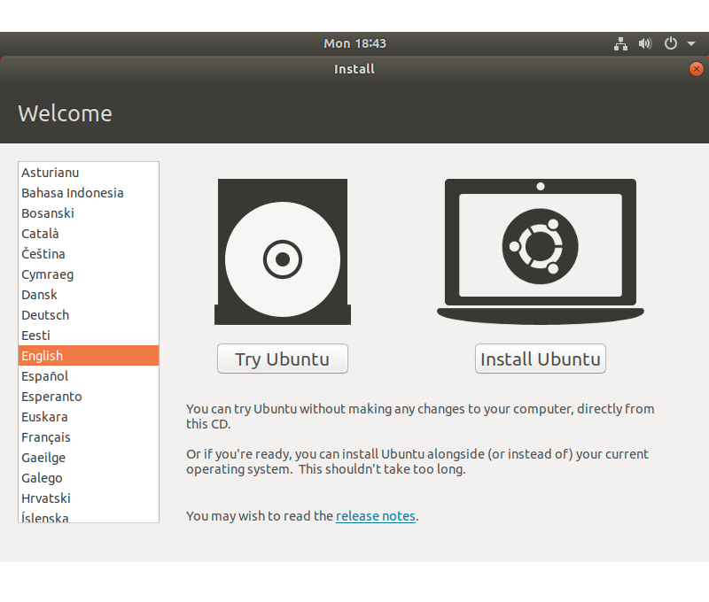 Install Ubuntu On Your System76 Computer - System76 Support