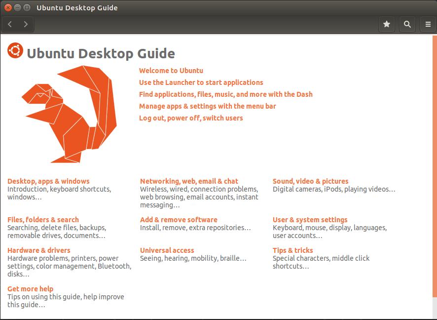 Download Ubuntu Manual: A Free Ubuntu User Guide