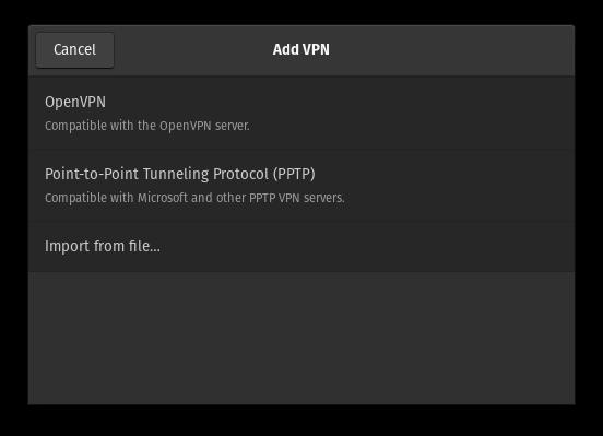 Install OpenVPN - System76 Support